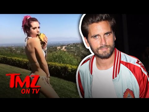 Scott Disick and Bella Thorne Reunite For A Night Of Partying | TMZ TV