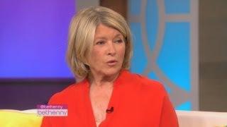 Has Martha Stewart Ever Had a One-Night Stand?