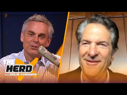 Warriors co-owner Peter Guber on KD, dynasty, getting MJ to agree to 'The Last Dance'   THE HERD