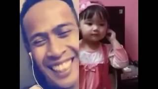 Memori Berkasih Achey Karaoke Smule Kids