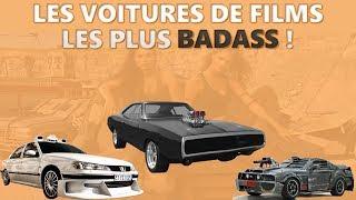 LES VOITURES DE FILMS LES PLUS BADASS !