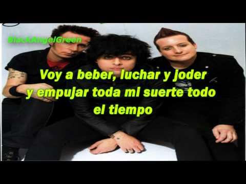Green day- Horseshoes and handgrenades- (Traducida al español)