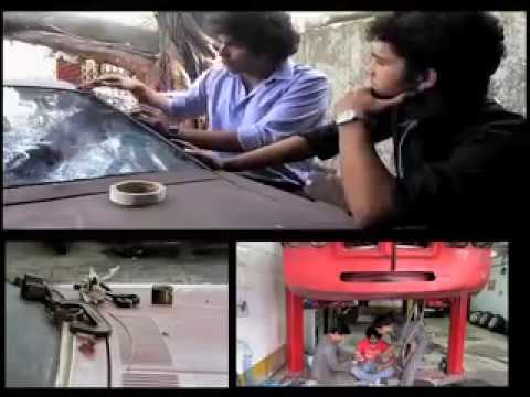 Automotive School in Mumbai - Teaching students with practical knowledge. Check the Coolest cars.