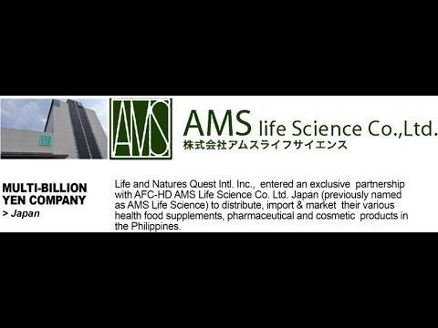AMS Life Science Co., LTD Japan Aim Global Business Partners