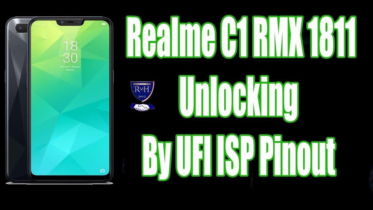 Rmx1811 Unlock