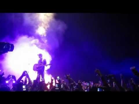 Eric Church ~ Country Music Jesus ~ Knoxville, TN ~ 02/03/2012