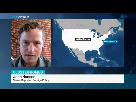 Interview with Foreign Policy senior reporter John Hudson about US report on Saudi Arabia in Yemen