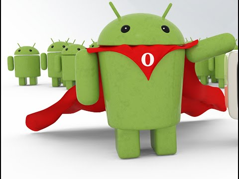 Как установить Opera на Андроид