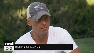 Kenny Chesney | Real Biz with Rebecca Jarvis | ABC News