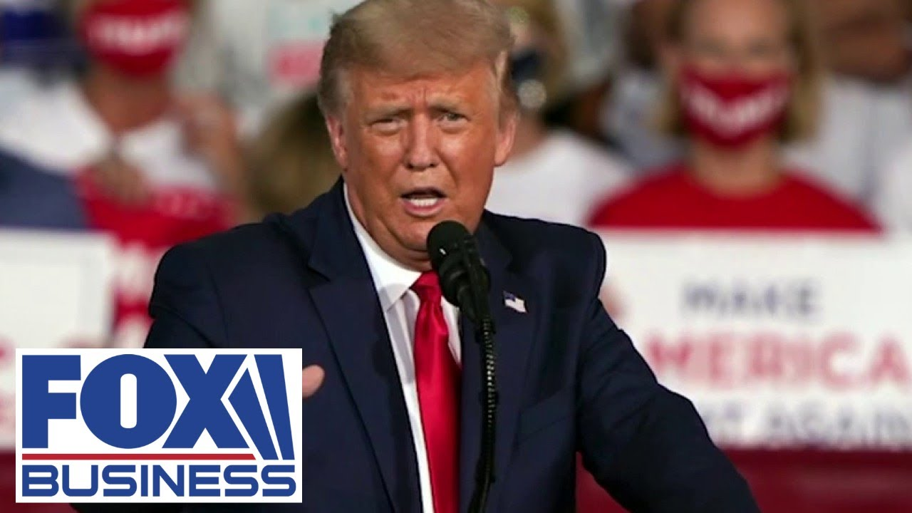 Download Trump hosts 'Great American Comeback' event in Fayetteville, NC