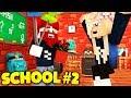 GEHEIMER LIEBESBRIEF VON ELINA - Minecraft School #2