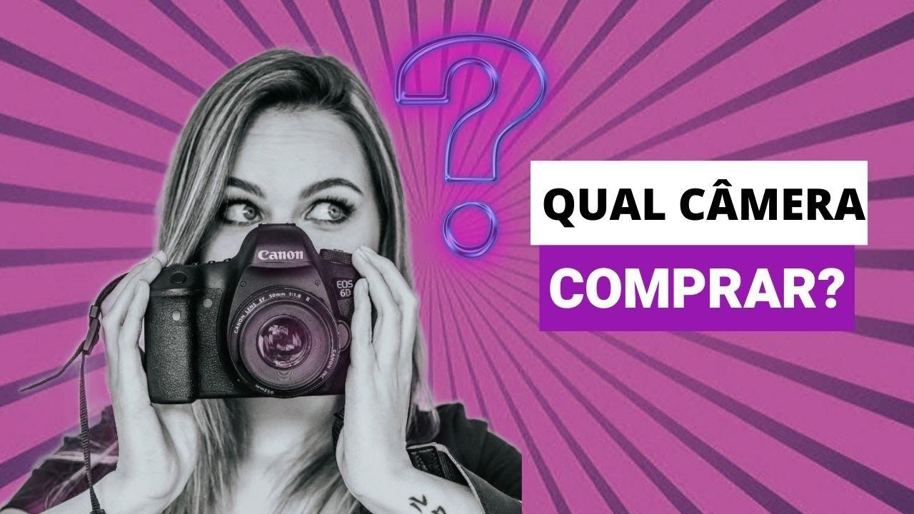 Qual é a melhor Câmera Fotográfica para Comprar?
