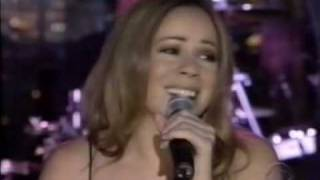Mariah Carey - I Still Believe Live at The Late Show With David Lettermann 16 11 1998