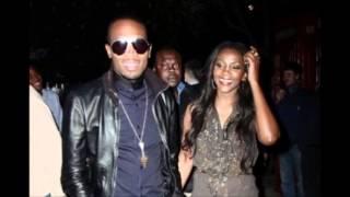 Dbanj finally proposed to Genevieve Nnaji