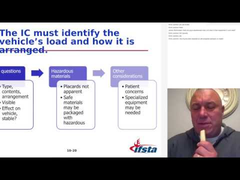 NFPA 1006 Vehicle Extrication: Chapter #10 - Industrial / Agricultural Vehicle