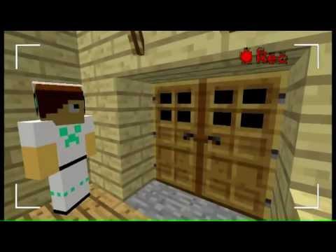 Pelicula Minecraft : El Misterio de Herobrine Ep#3 ''¿A donde han ido?''