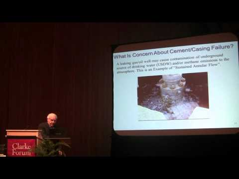 Dr. Anthony Ingraffea, Shale Gas and Oil Development part 2