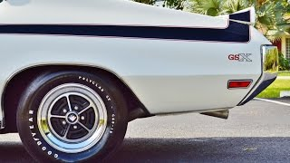 1970 Buick GSX Stage 1 455 Gran Sport Skylark (SOLD) Walk Around Drive - Call Tony 305-988-3092