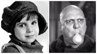 "The Life and Sad Ending of Jackie Coogan of ""The Addams Family"""