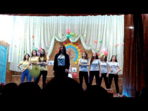Miss Liceu 2016.Constantinov Mariana-proba suporterilor