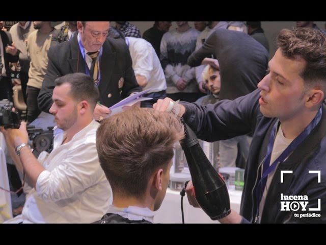 VÍDEO: Las últimas tendencias en peluquería masculina se dan cita en el III Open Raywell Cup