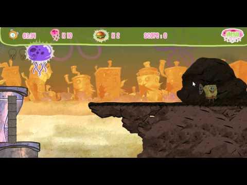 игры губка боб аркады