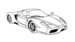 how to draw a porsche 918 spyder speed drawing watch. Black Bedroom Furniture Sets. Home Design Ideas