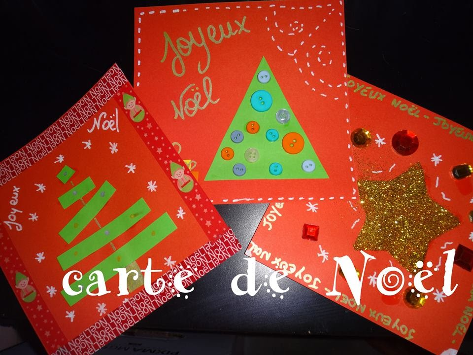 Tuto No L Carte De Voeux Diy 3 Id Es De Carte Youtube
