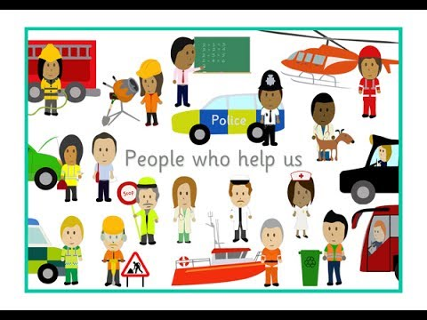 Image result for people who help us eyfs