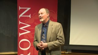 reaffirming university values lecture featuring professor ken miller