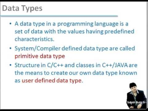 Chapter 1 Introduction to Data Structure Hindi