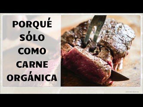 🥩🐮💚 Porqué Como Carne Orgánica [Motivos Para Consumir Carne Libre De Pasto Y No Industrial]