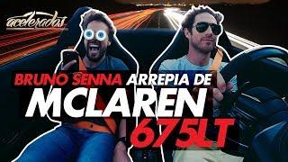 BRUNO SENNA DE MCLAREN EM MÔNACO COM GC PASSANDO MAL! - ESPECIAL #141 | ACELERADOS