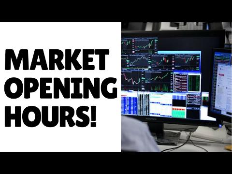 Forex com market hours