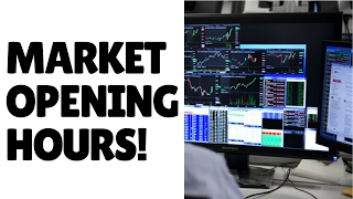 Lesson 11: Market Opening Hours