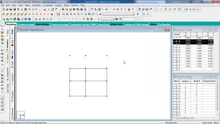 STAAD Pro Tutorials - Draw Basic Model In Staad Pro ( Day 74 ) ( Civil Engineering )