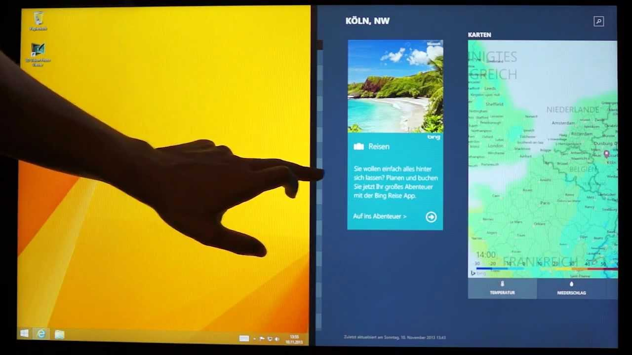GLARE REVIEW: Dell P2314T Touch screen monitor review from Dell .
