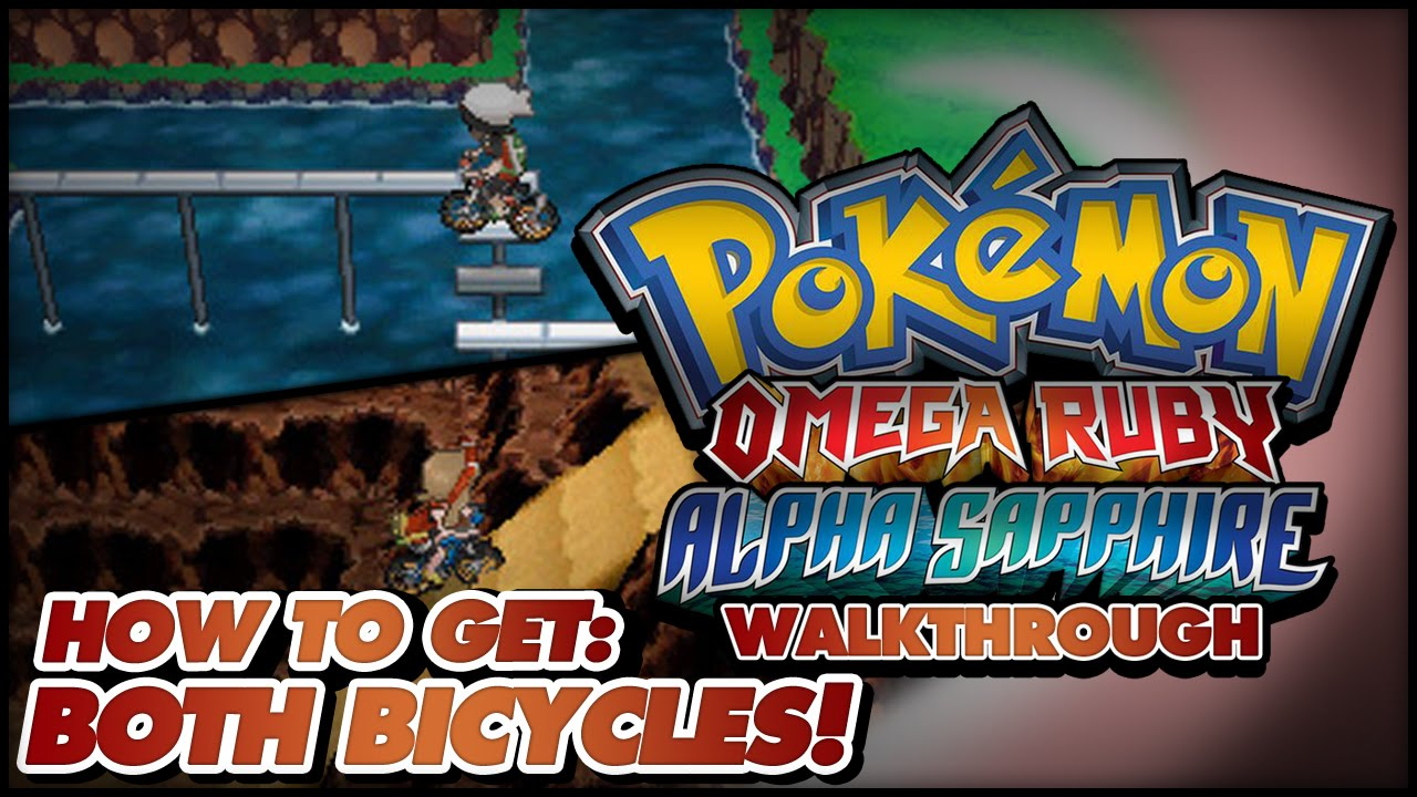 Pokemon Omega Ruby And Alpha Sapphire Walkthrough How To Obtain