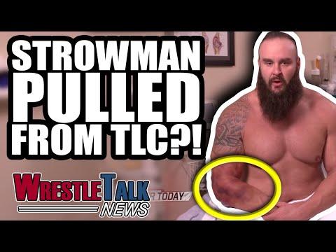 CM Punk SHOOTS On WWE! Braun Strowman PULLED From WWE TLC 2018?!   WrestleTalk News 2018