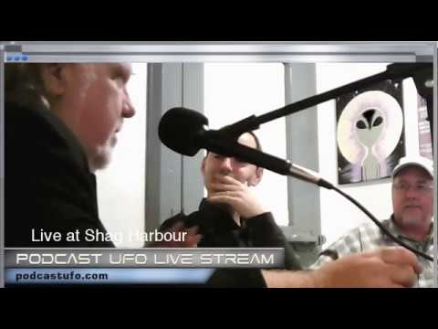 Live Streamed From the Shag Harbour UFO Incident Festival - Celebrating 50 Years