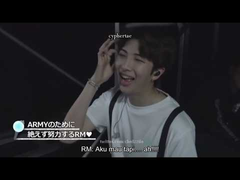 [INDO SUB] BTS Japan 4th Muster Tokyo Making Film Part 1