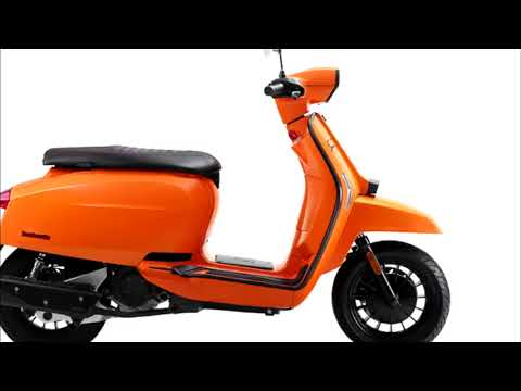 Vespa Piaggio Lambretta Indonesia Youtube