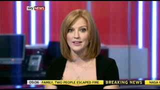 Sarah Jane Mee Sky News 24-09-2011