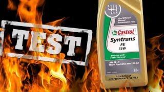Castrol Syntrans FE 75W Najlepszy olej przekładniowy?