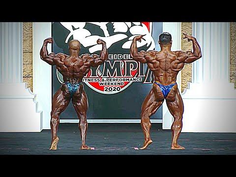 2020 Olympia - 212 Top 2 Finals Rematch! Did Shaun Clarida Deserve It?
