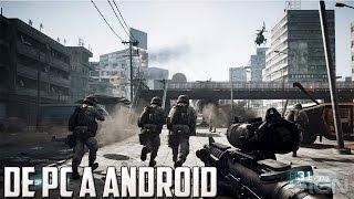 Juegos de pc que estan para android