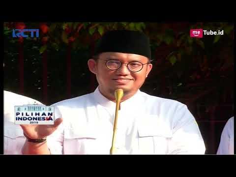 Koordinator BPN: Hasil Exit Poll, Kita Unggul 55,4 Persen - Pilihan Indonesia 17/04