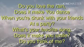 Dan+Shay ft Justin Bieber -10,000 HOURS lyrics