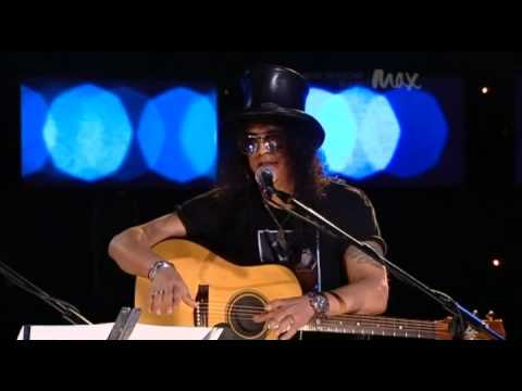 Slash & Myles Kennedy acoustic live The Max Sessions 2010 co