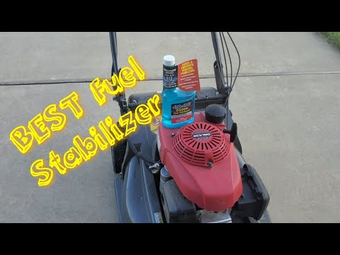 The BEST Gasoline Fuel Stabilizer